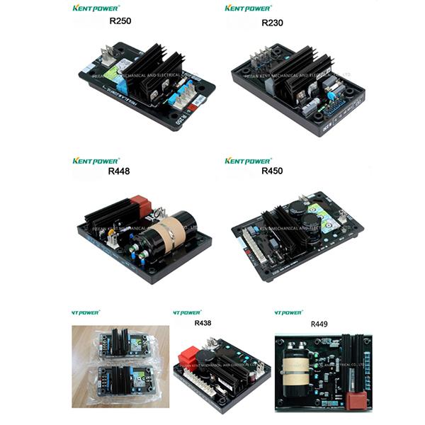 Original Leroy Somer AVR R205 R230 R250 R438 R448 R449 R450