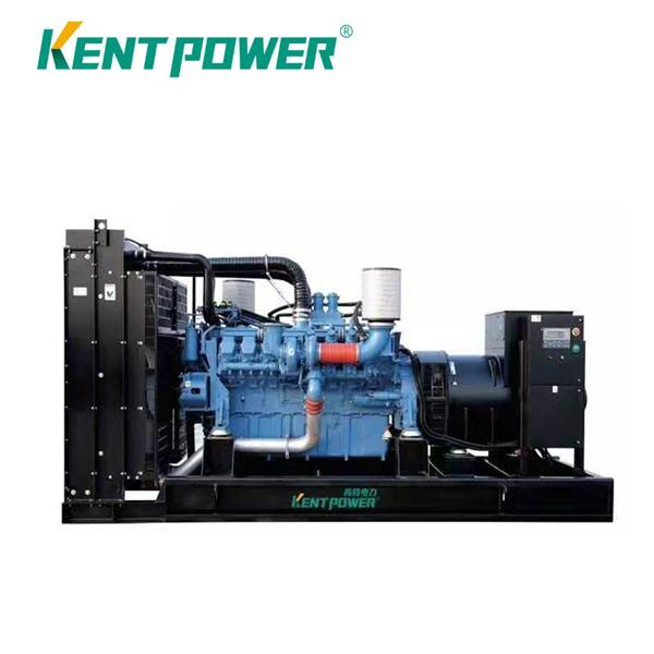 KT-MTU Series Diesel Generator