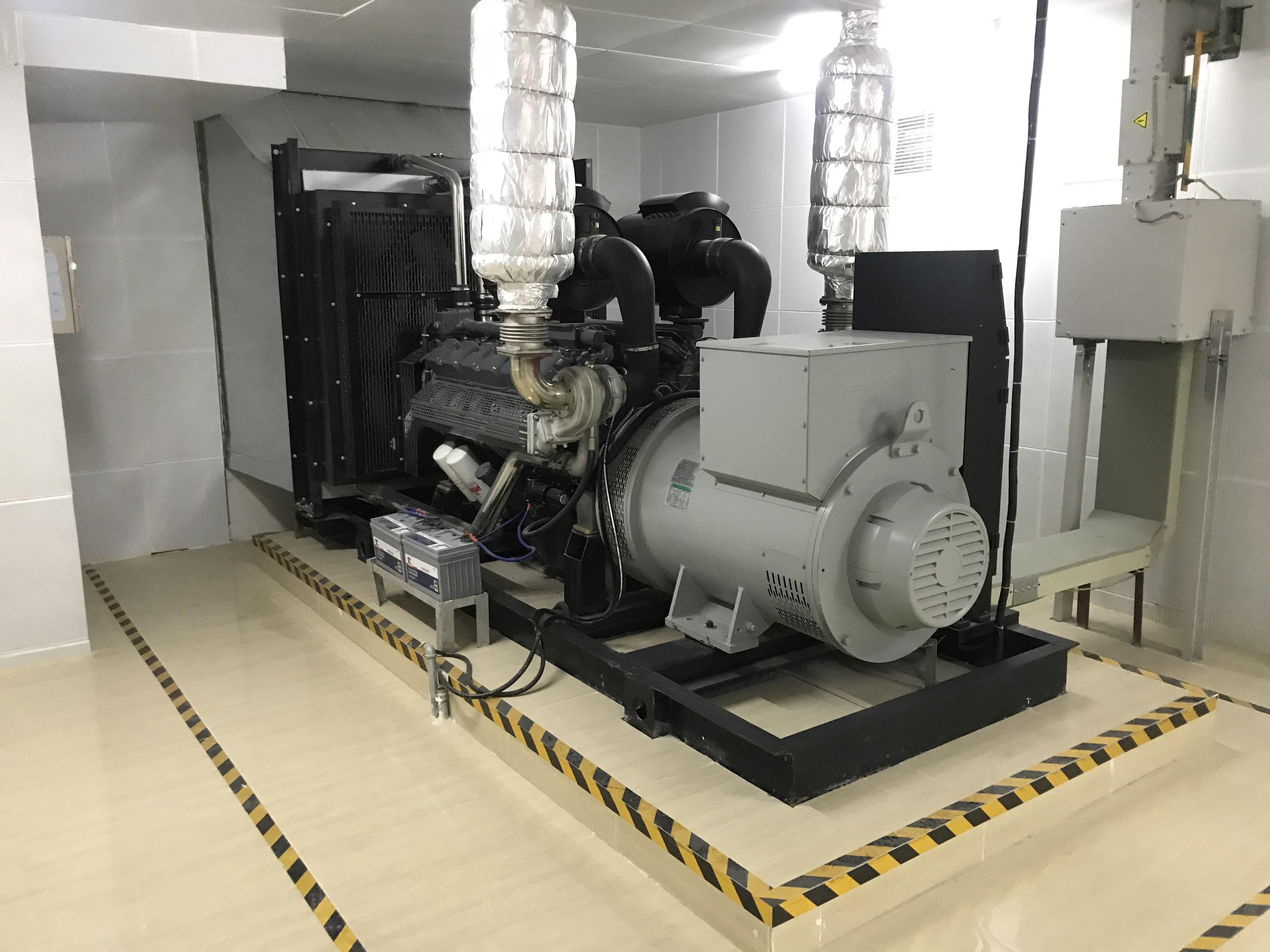 600KW Diesel Generator