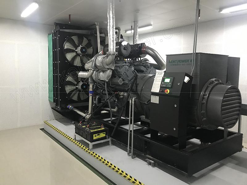 7 KT Diesel Generator for Estate