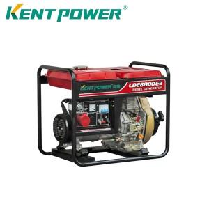 China Cheap price Small Electric Generator – Gasoline Generator – KENTPOWER