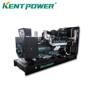 KT-Doosan Series Diesel Generator
