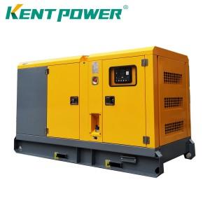 The High-Voltage Generator Set